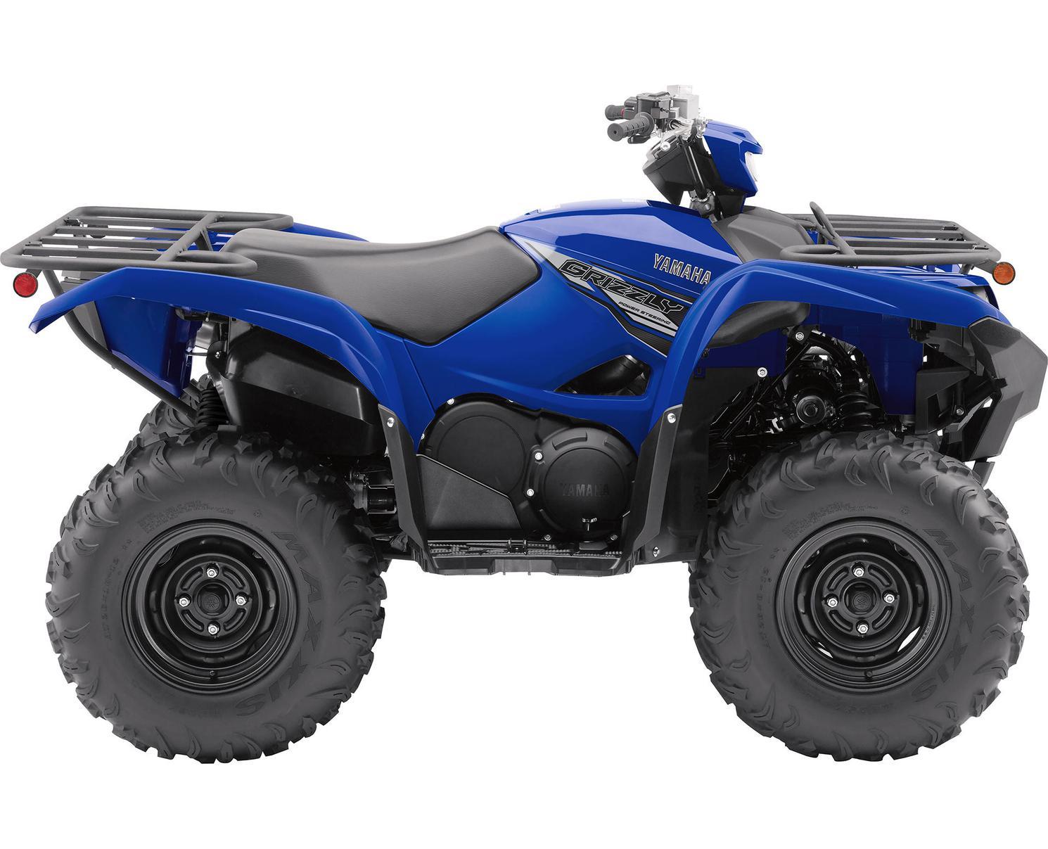 2021 Yamaha Grizzly 700 DAE Frais inclus+Taxes