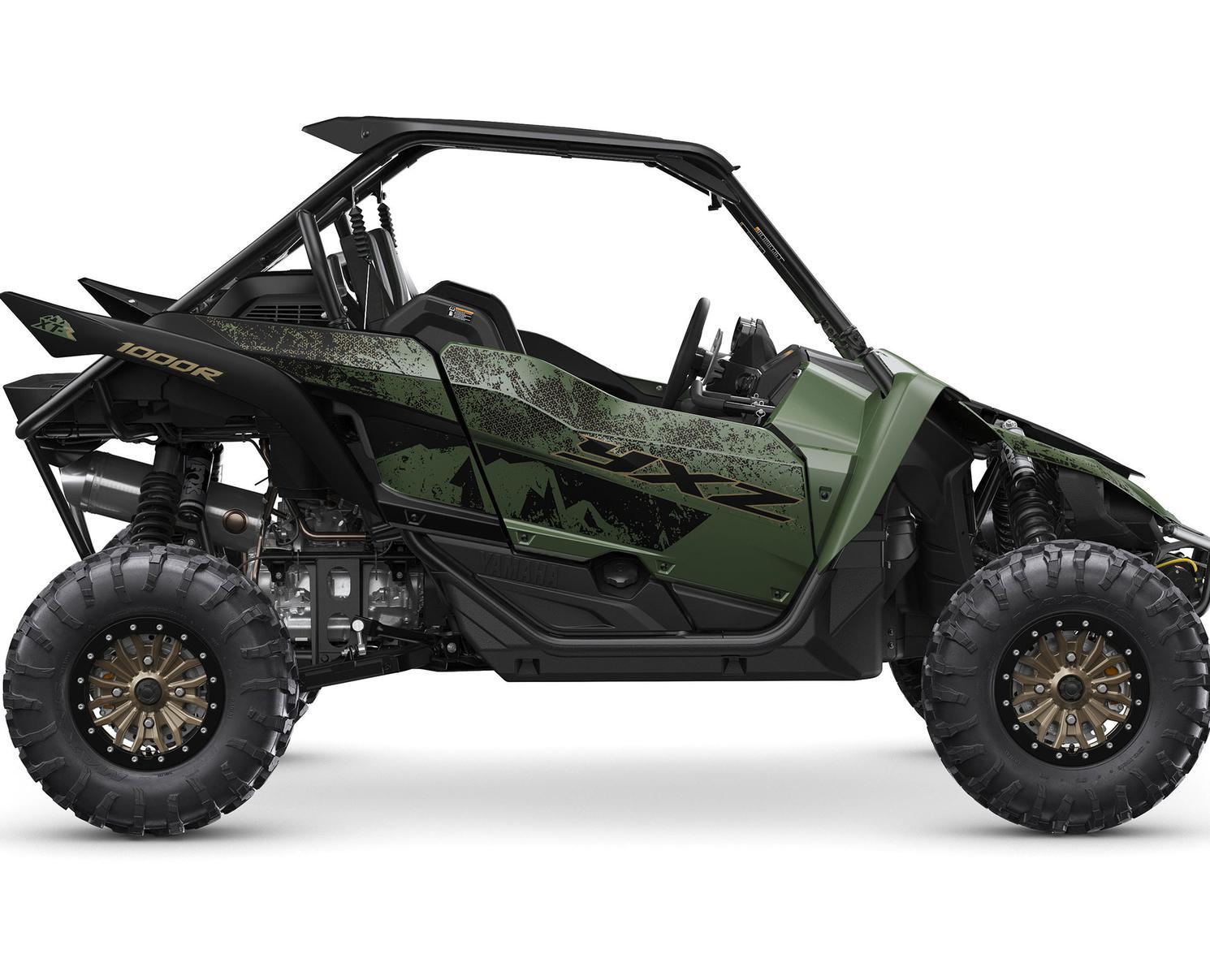 2021 Yamaha YXZ1000R SS DAE SE2