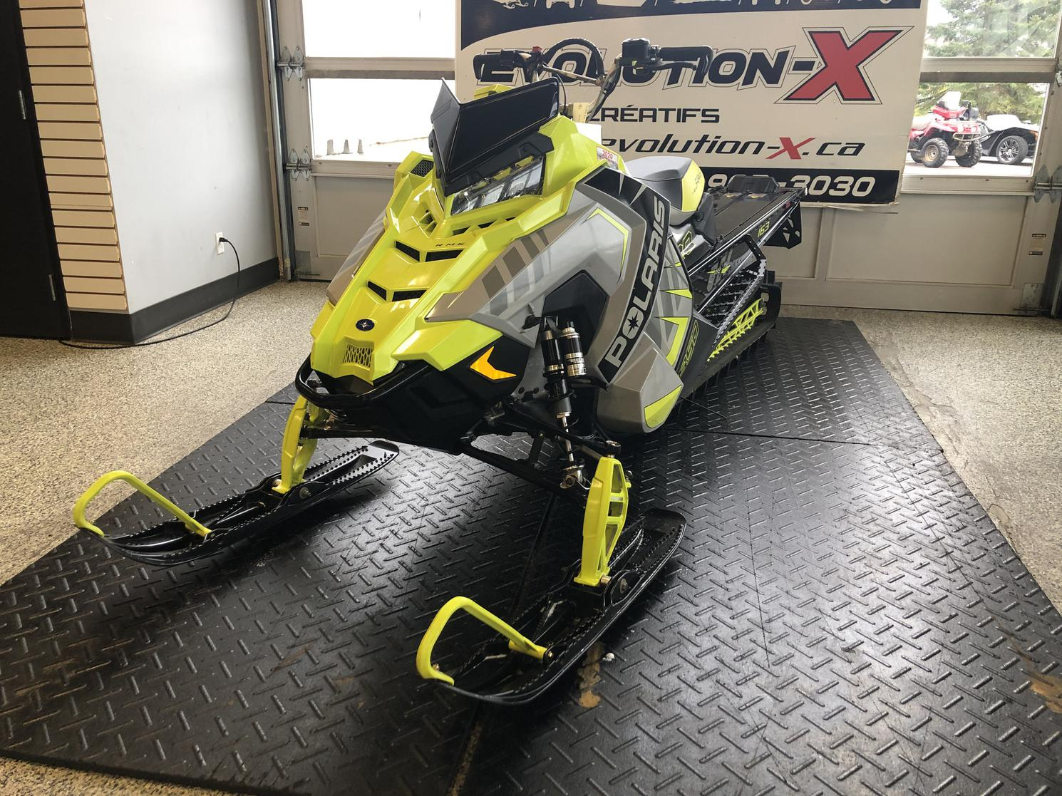 Polaris PRO RMK 850 PATRIOT 163 2.6  SC SELECT 2020 - GARANTIE PREMIUM 5 ANS DISPONIBLE !!!  - CONTACTEZ-NOUS 418-902-3030 !!!