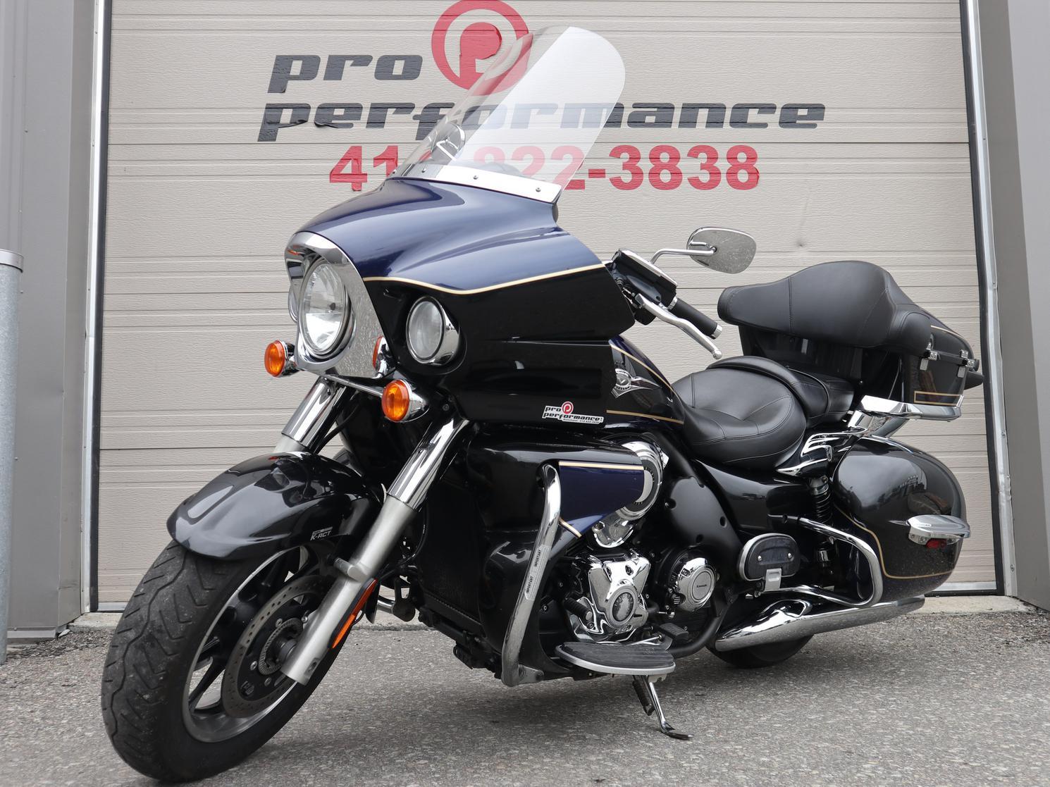 Kawasaki Voyageur 1700 ABS 2013 - 47$/ sem.