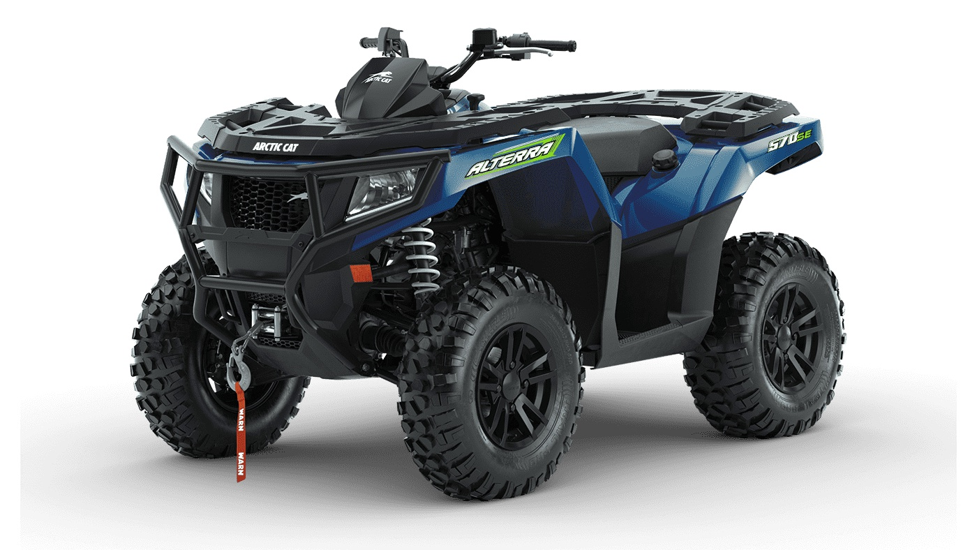 2021 Arctic Cat Alterra 570 EPS SE Frais inclus+Taxes