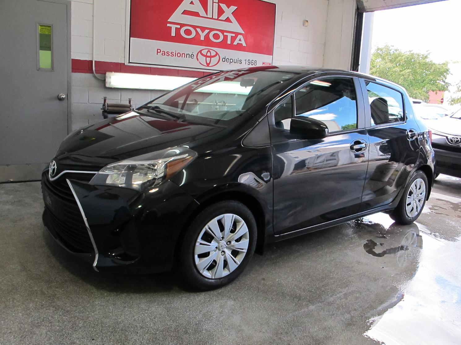 Toyota Yaris LE Automatique + Rég.Vitesse + Bluetooth 2016