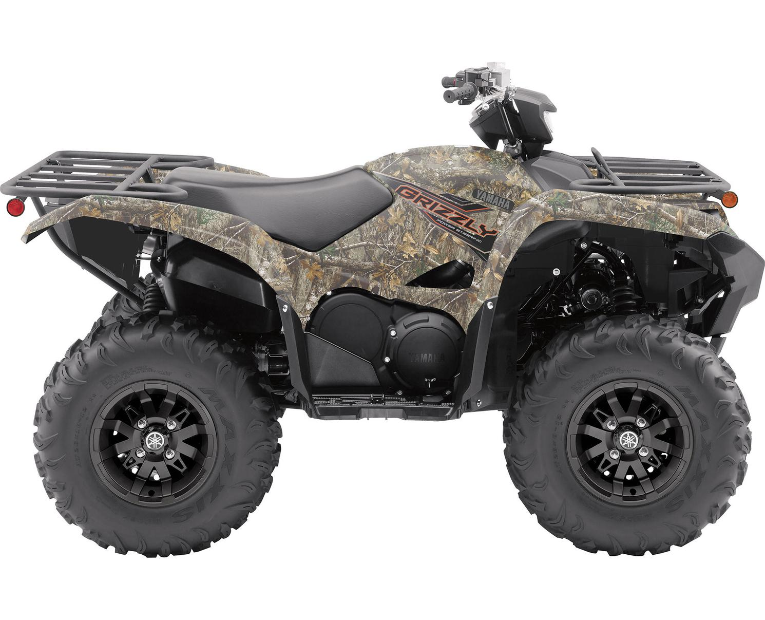 2021 Yamaha Grizzly 700 DAE