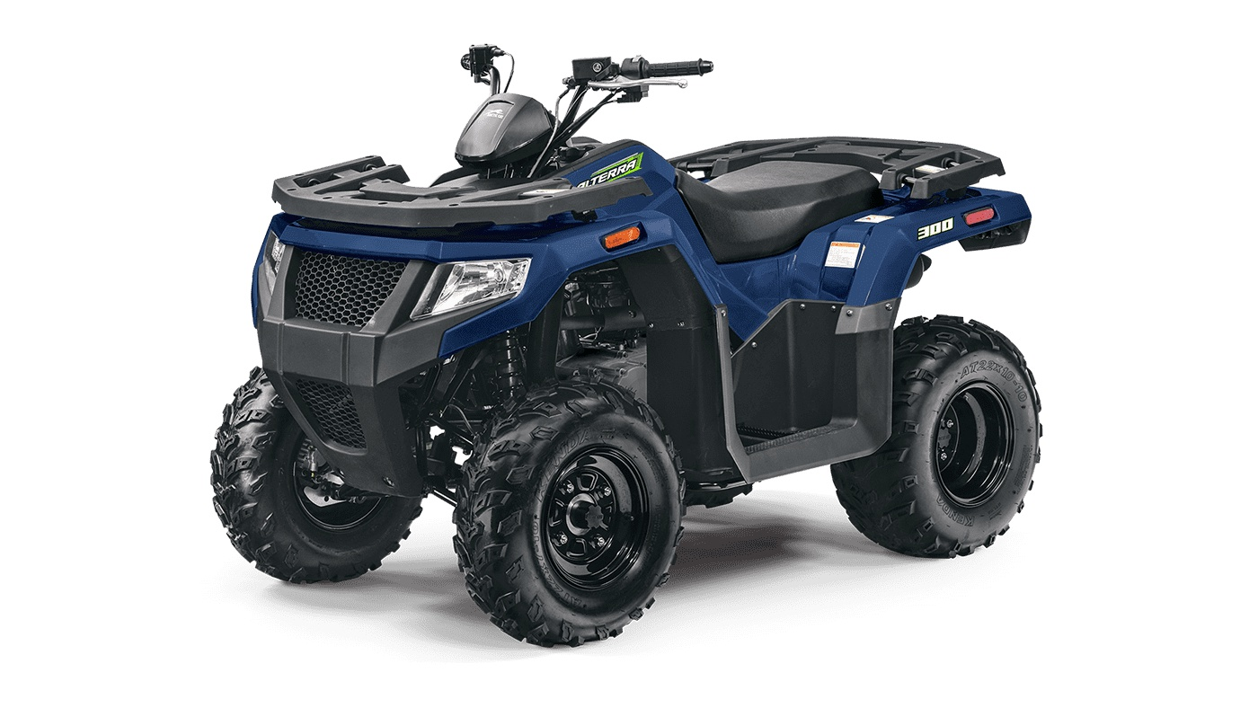 2021 Arctic Cat Alterra 300 Frais inclus+Taxes