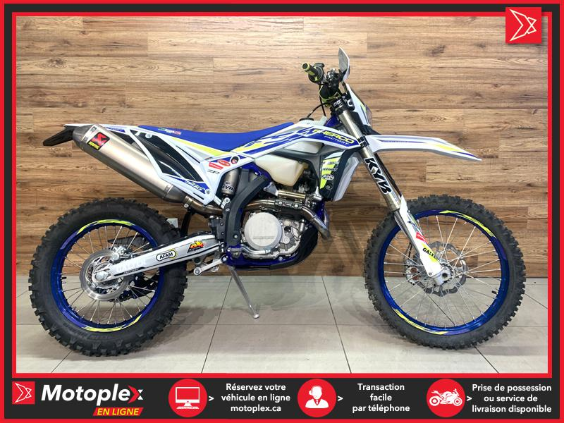 2019 SHERCO 500 SE-F FACTORY - 36$/SEMAINE