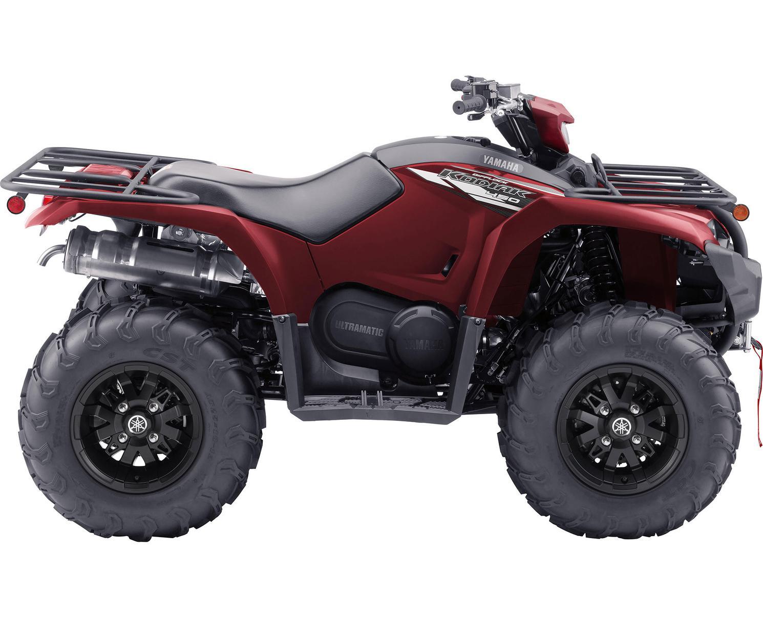2021 Yamaha Kodiak 450 DAE SE