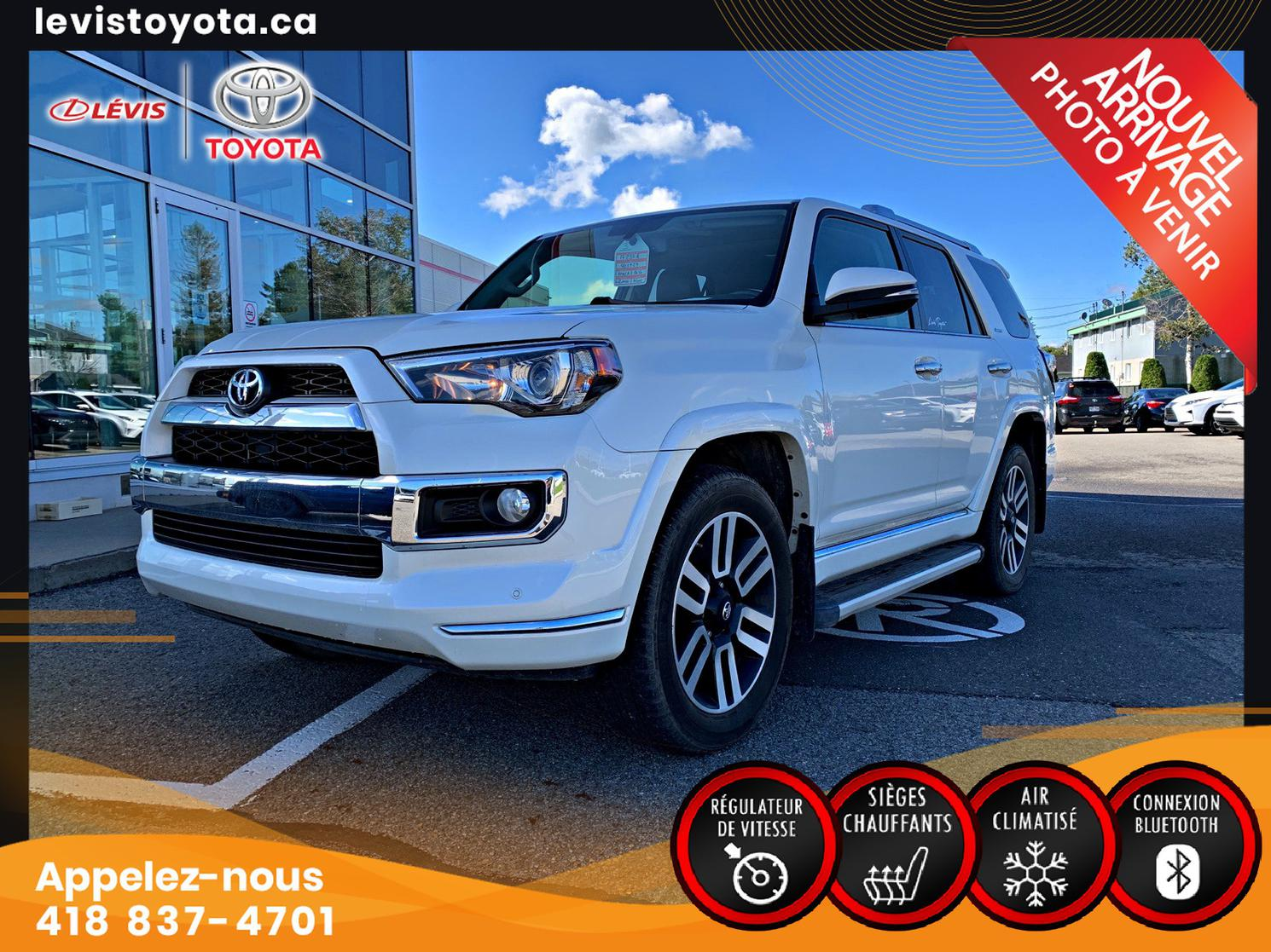 Toyota 4Runner AWD LIMITED 2016