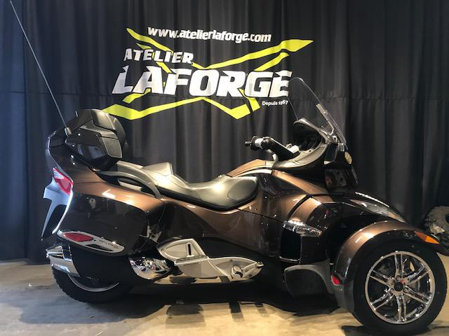 Can-Am SPYDER RT LTD 2012
