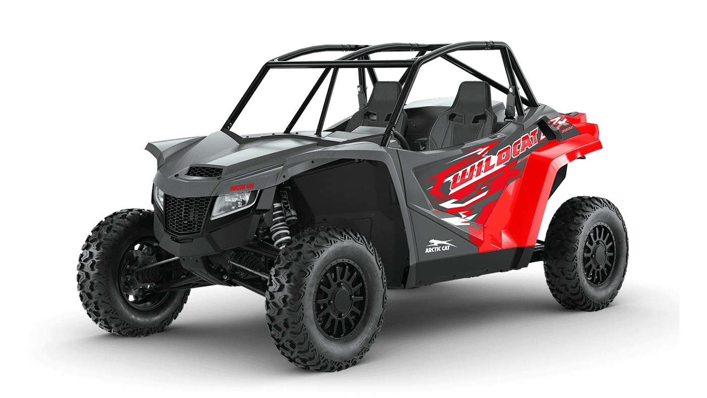 2021 Arctic Cat Wildcat XX Frais inclus+Taxes