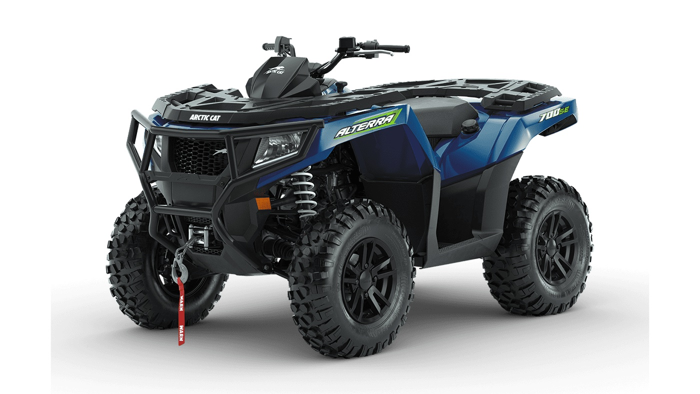2021 Arctic Cat Alterra 700 EPS SE Frais inclus+Taxes
