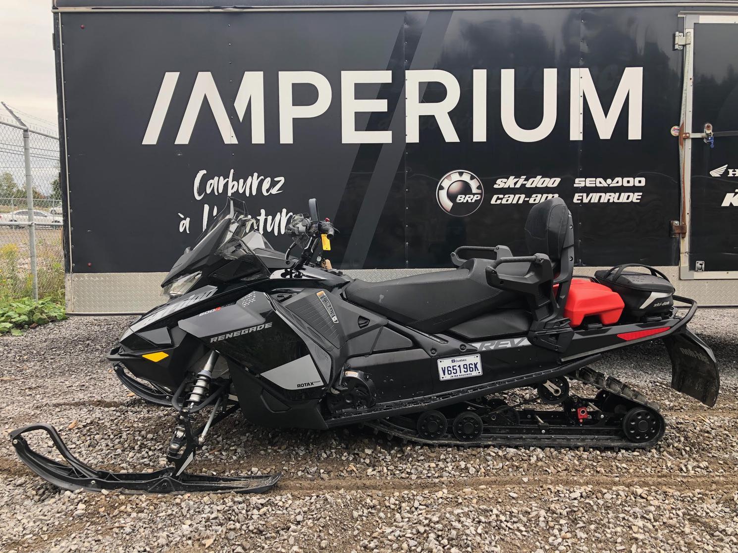 2020 Ski-Doo Renegade Adrenaline 600 ETEC