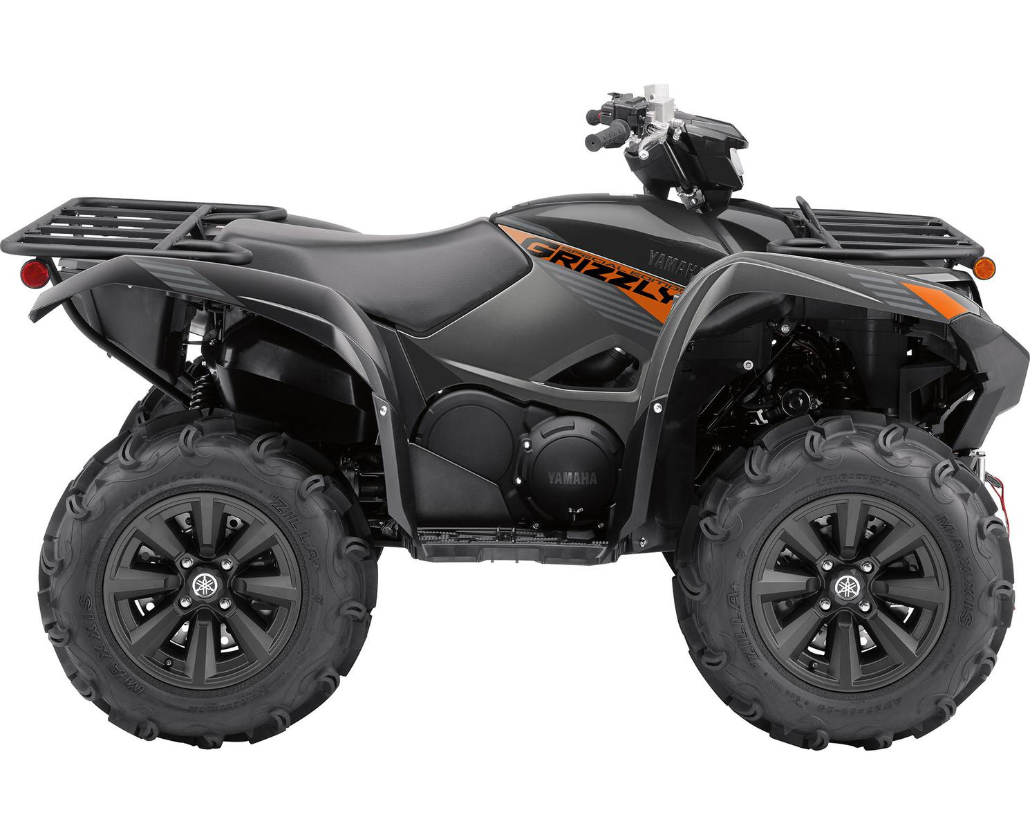 2021 Yamaha Grizzly 700 DAE SE