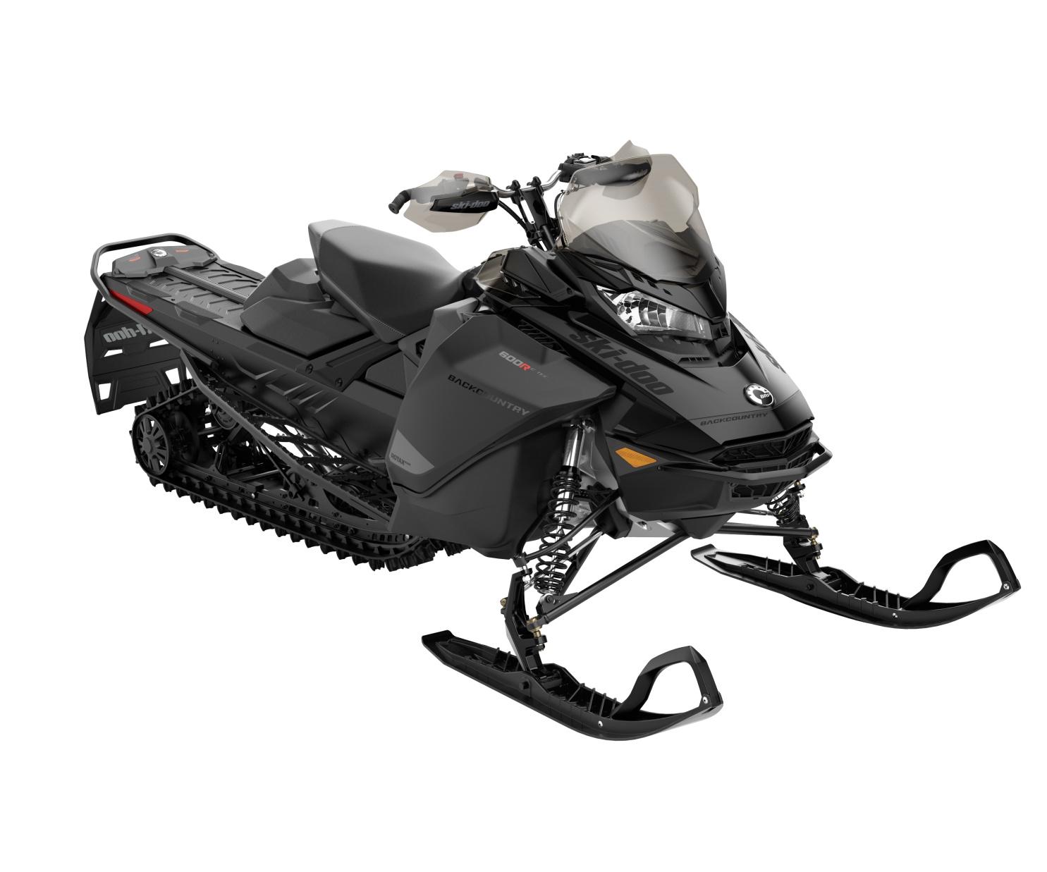 Ski-Doo backcountry 600r e-tec 2022