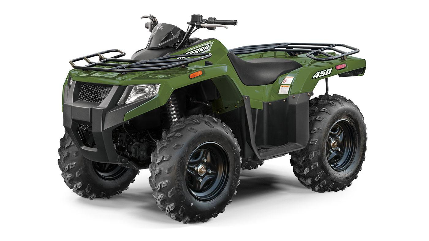 2021 Arctic Cat Alterra 450 Frais inclus+Taxes