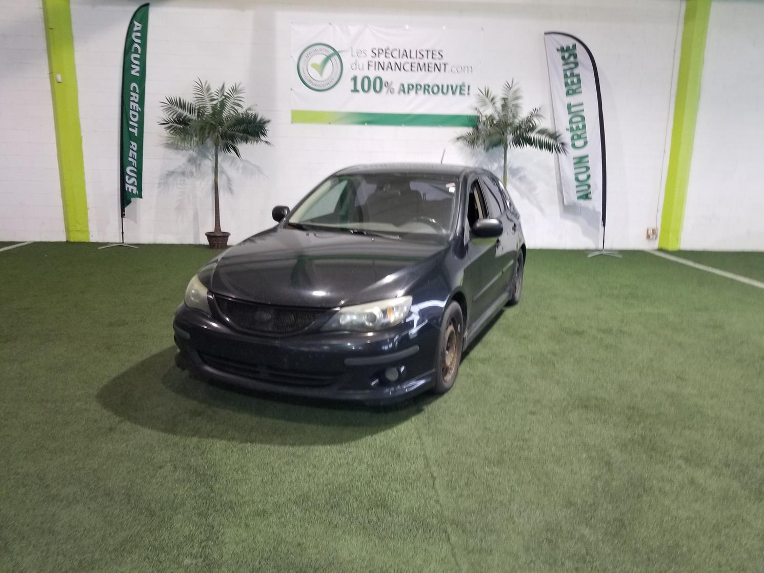 2008 Subaru Impreza AWD