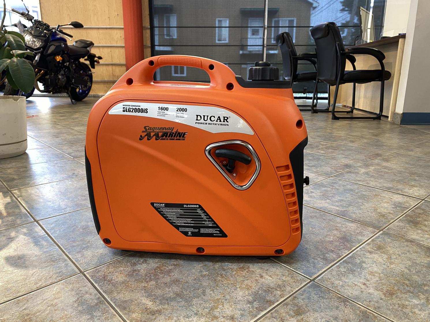 Ducar DLG2000IS 2020