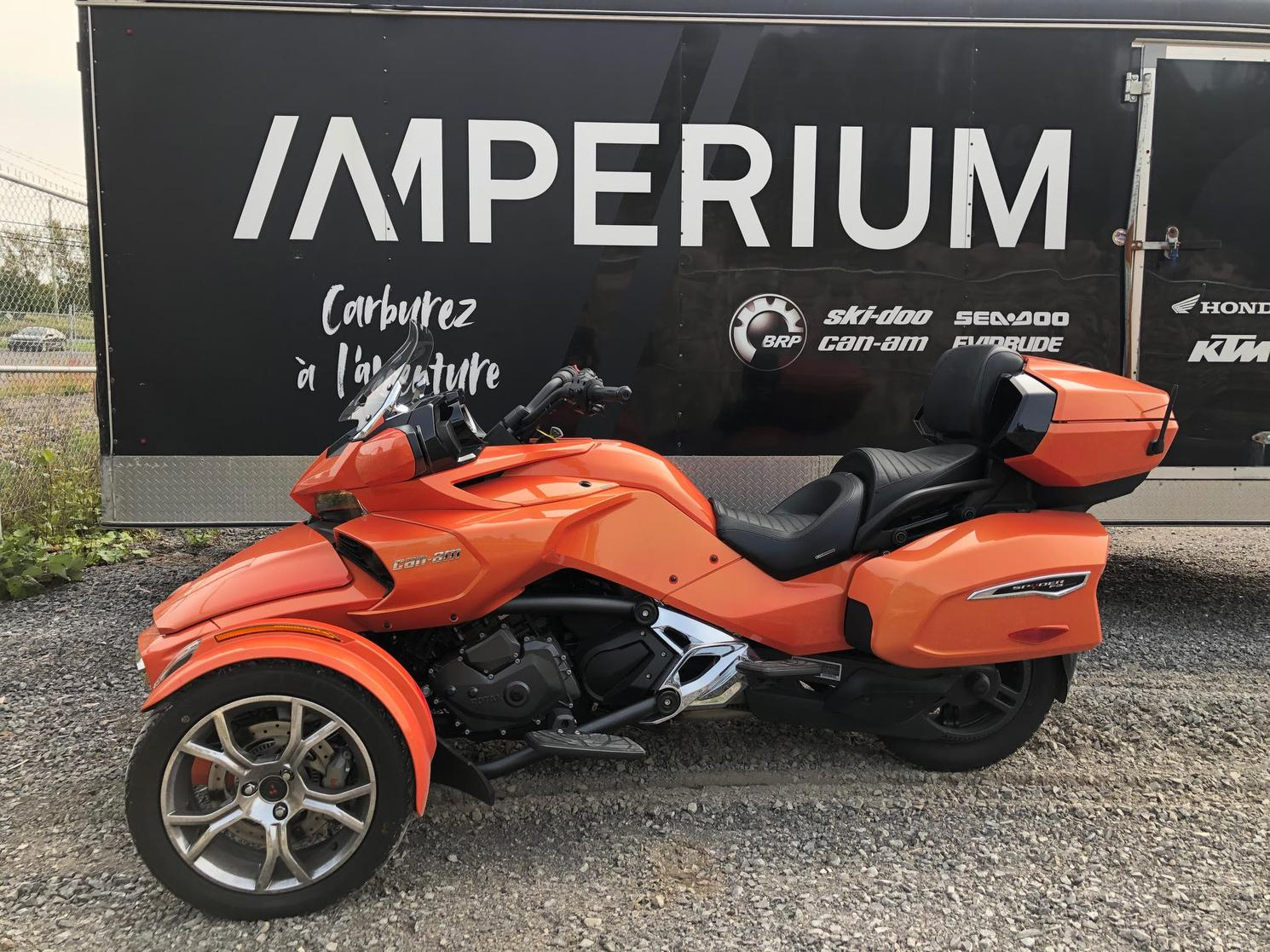 35936 Can-Am F3 LMTD SE6 2019