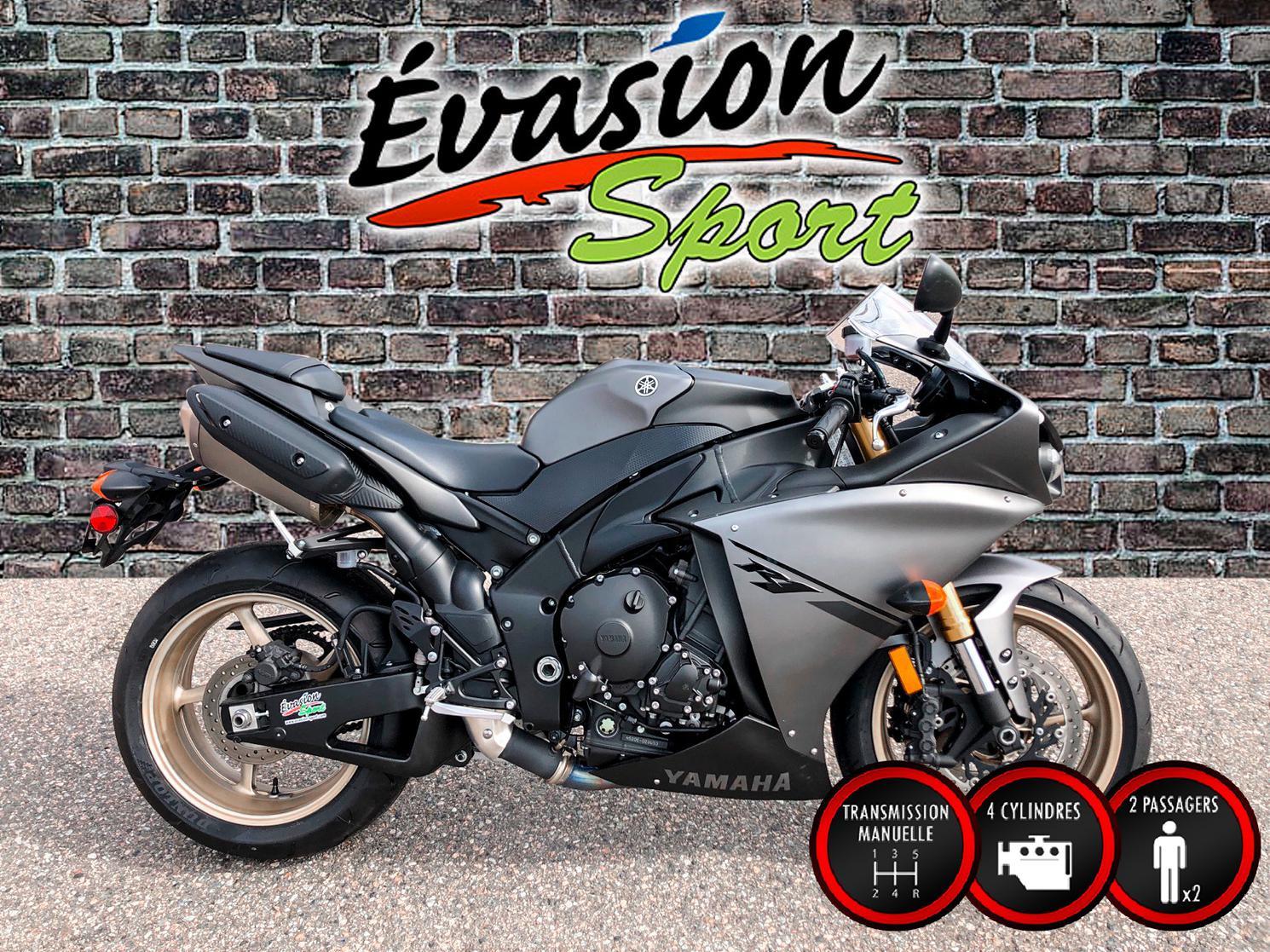 200109A Yamaha R1 2014