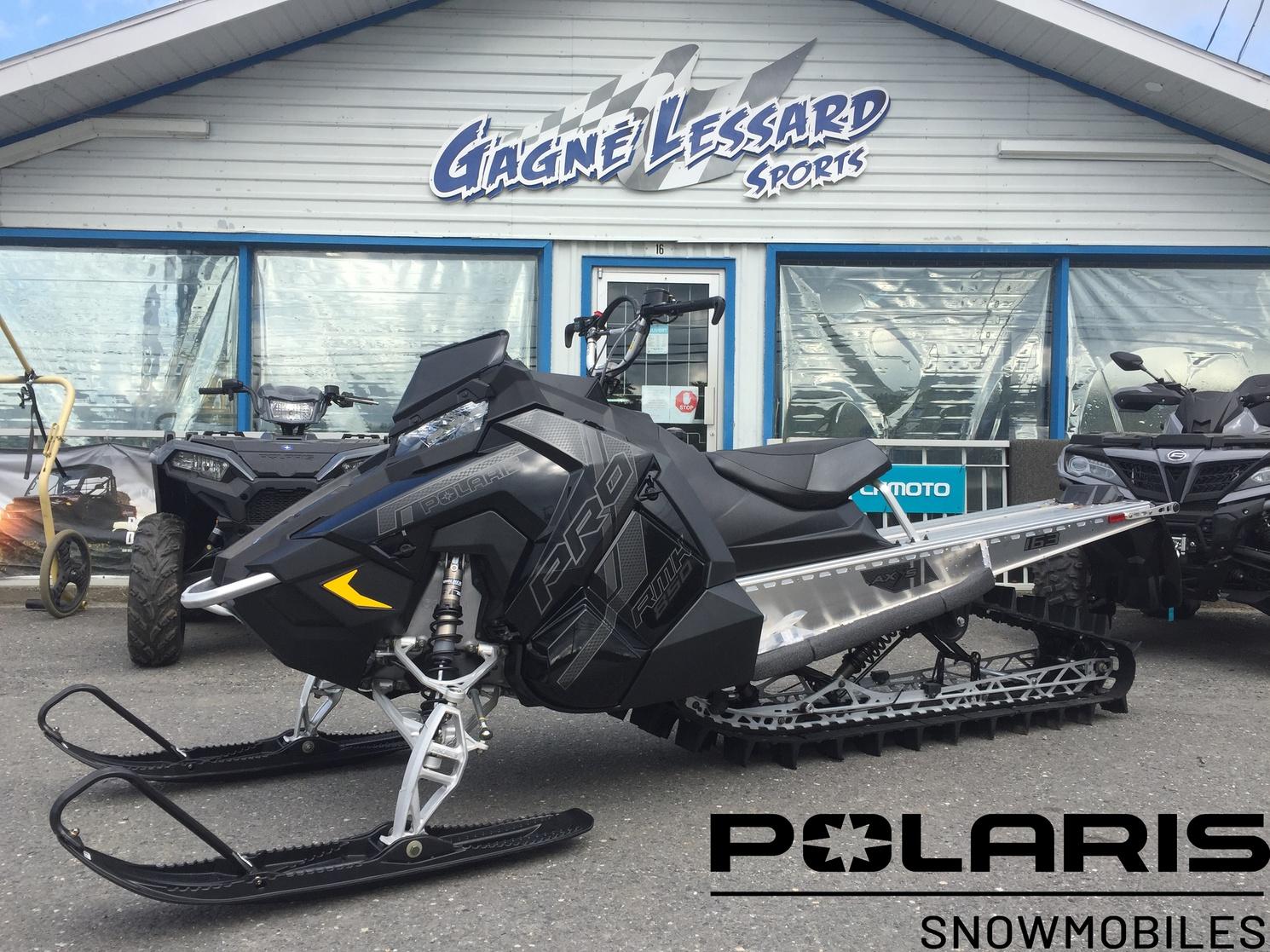 Polaris 850 RMK PRO 163 3 2021