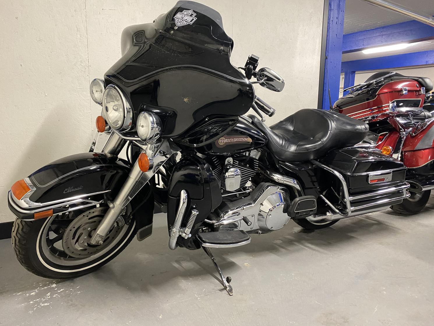 2006 Harley-davidson FLHTCI ELECTRA CLASSIC