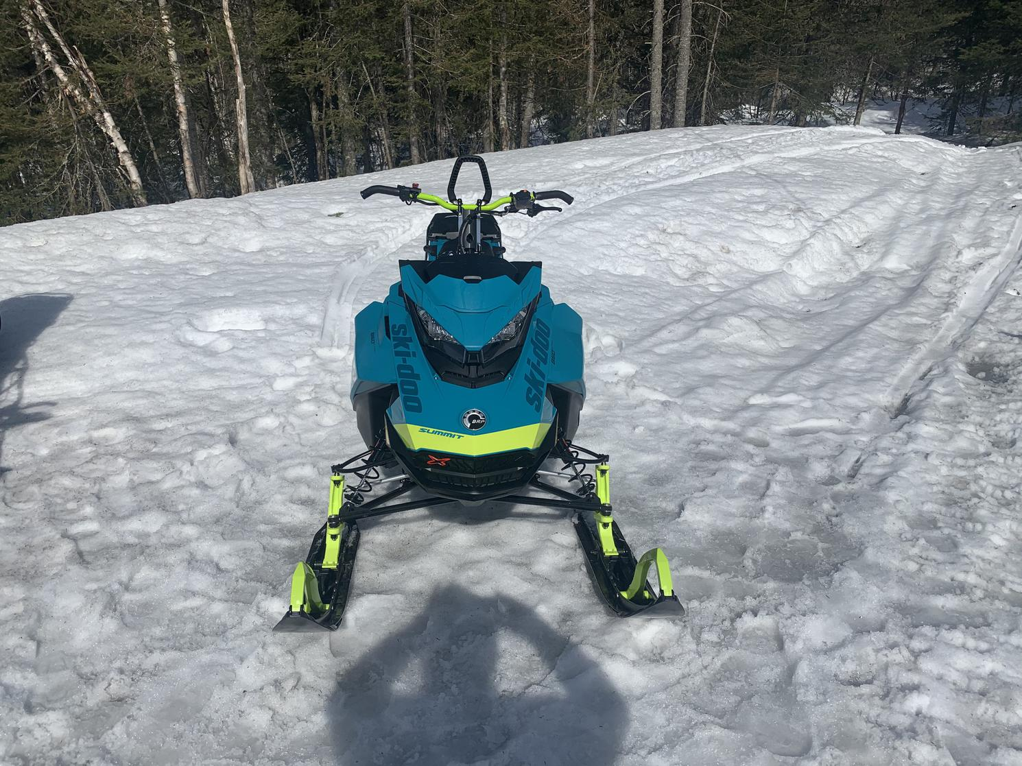 2020 Ski-Doo SUMMIT X 165 850