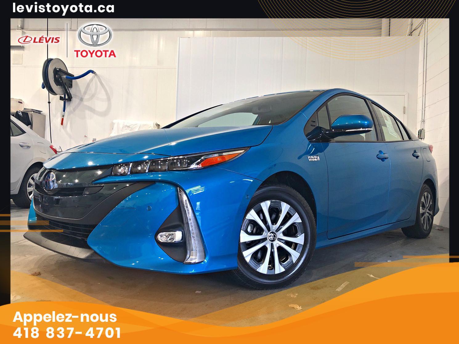 Toyota Prius Prime TECHNOLOGIE   BRANCHABLE 2020