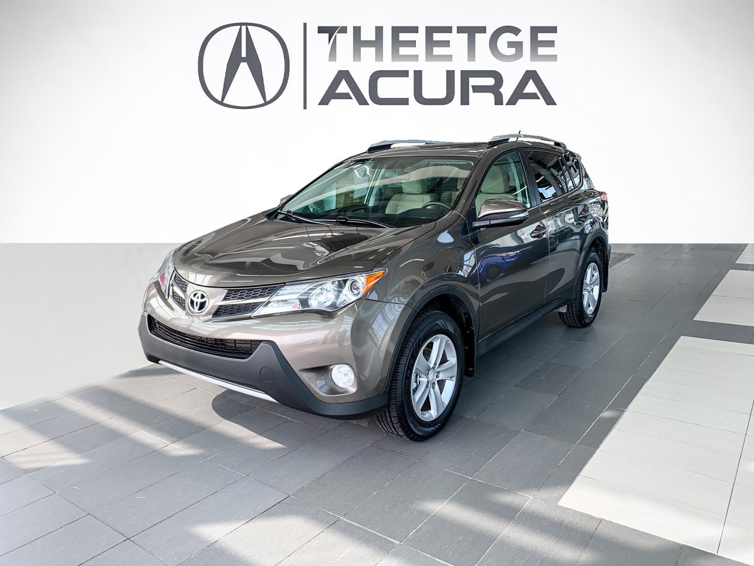 Toyota RAV4 XLE 2014 à vendre à Québec
