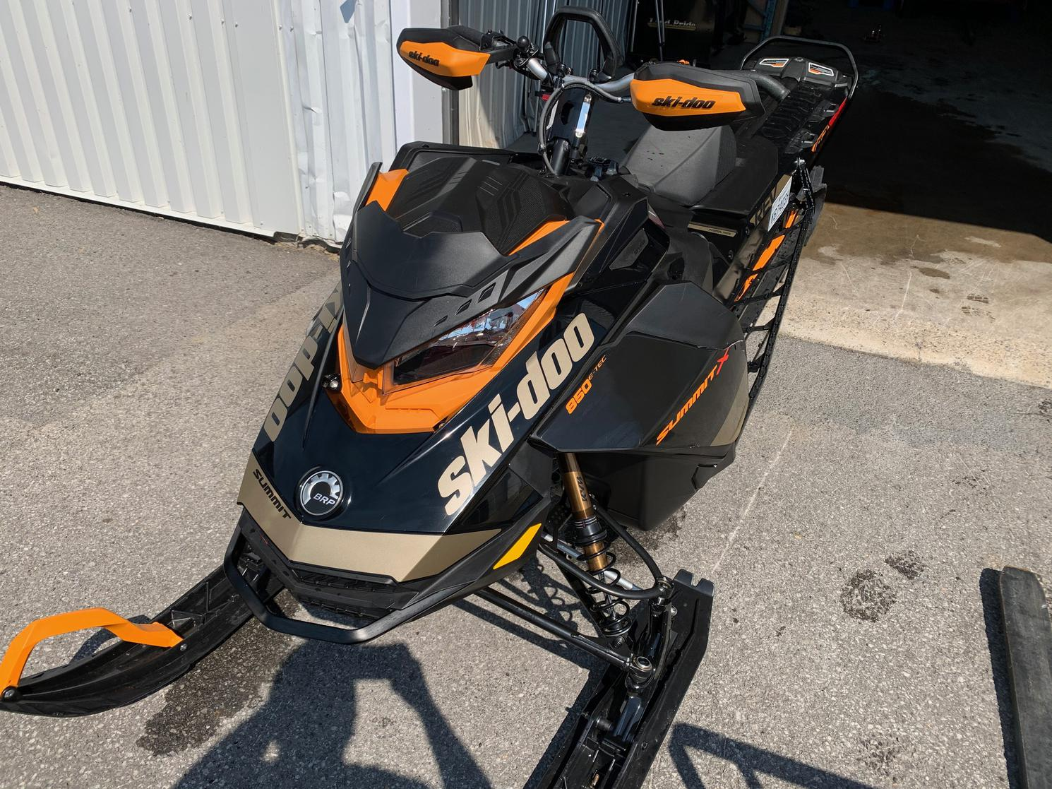 2020 Ski-Doo SUMMIT EXPERT 165 850 SHOT