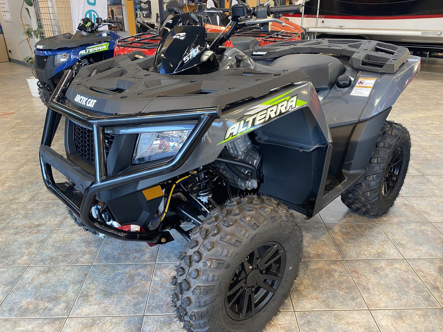 2020 Arctic Cat Alterra 570 EFI SE 4 X4