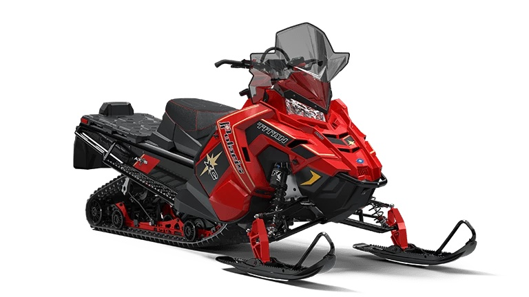 2021 Polaris 800 TITAN XC 155