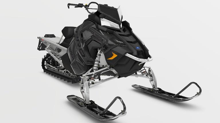 2021 Polaris 600 PRO RMK 155 X 2.6