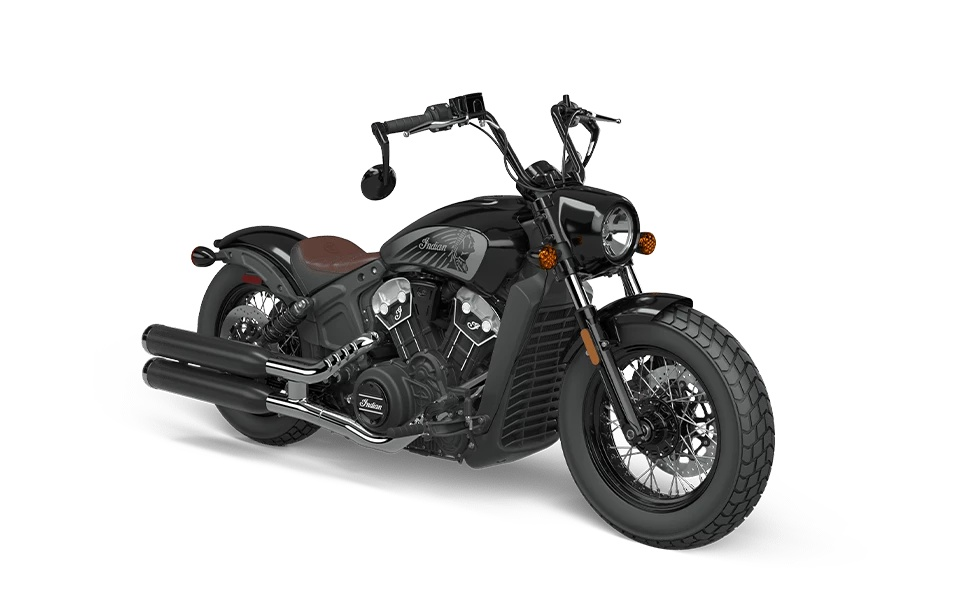 2021 Indian Motorcycles Scout Bobber Twenty