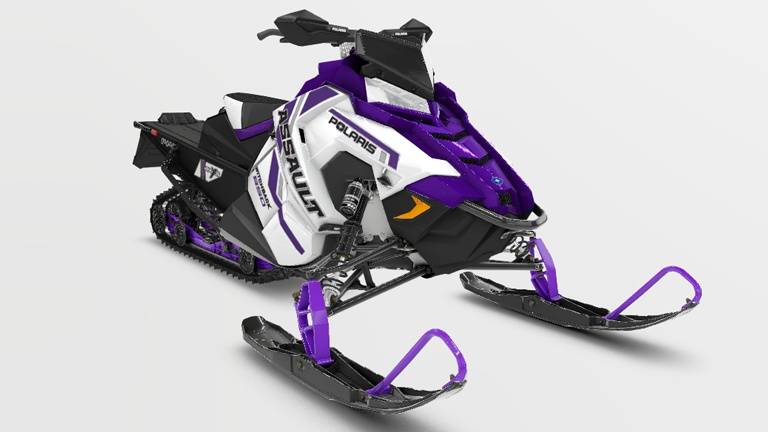2021 Polaris 850 Switchback Assault ES 144 X 1.35
