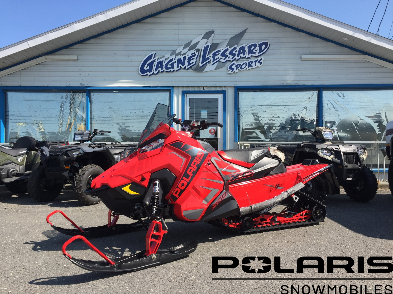 2020 Polaris 800 INDY XC 137