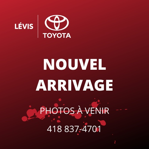 Toyota 4Runner SR5 7PASSAGERS 2018