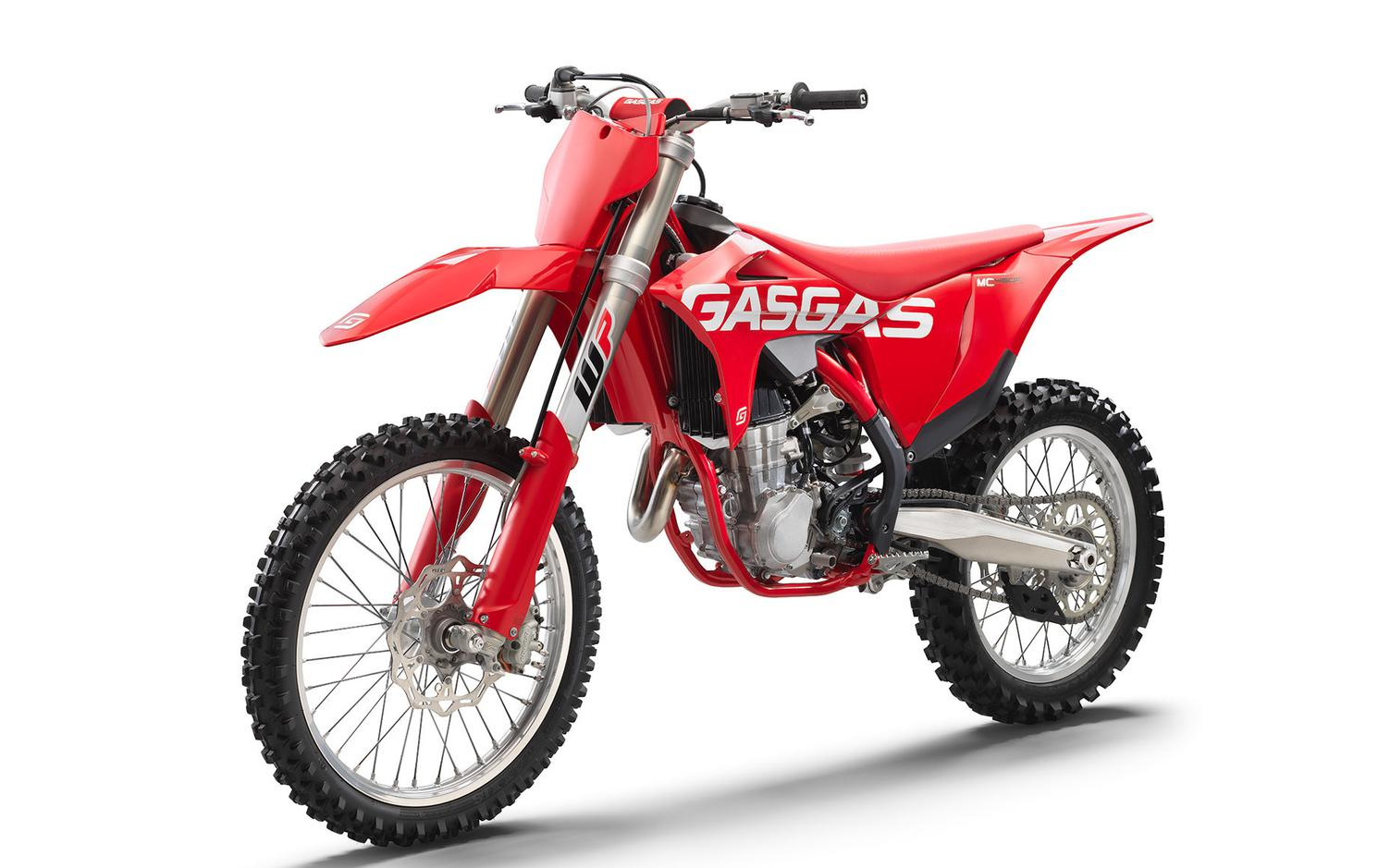 2021 Gas Gas MC 450F Frais inclus+Taxes