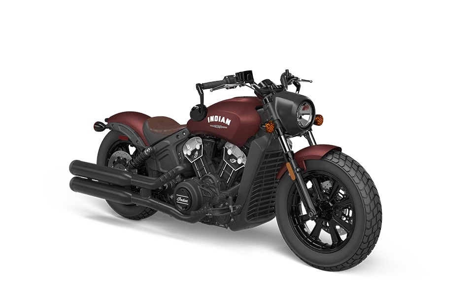 2021 Indian Motorcycles Scout Bobber ABS