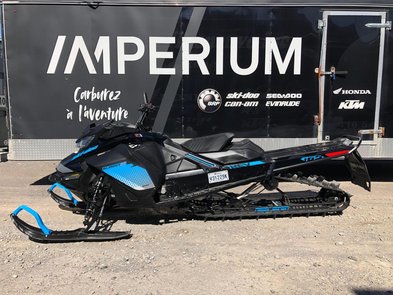 41186 Ski-Doo SUMMIT X 850 2019