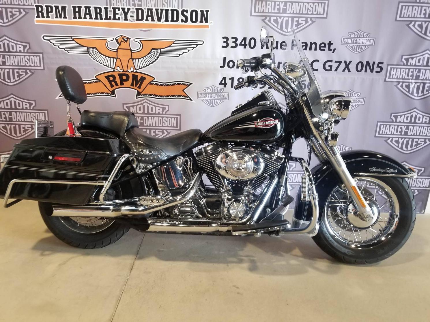 Y024560 Harley-Davidson Softail Heritage 2006