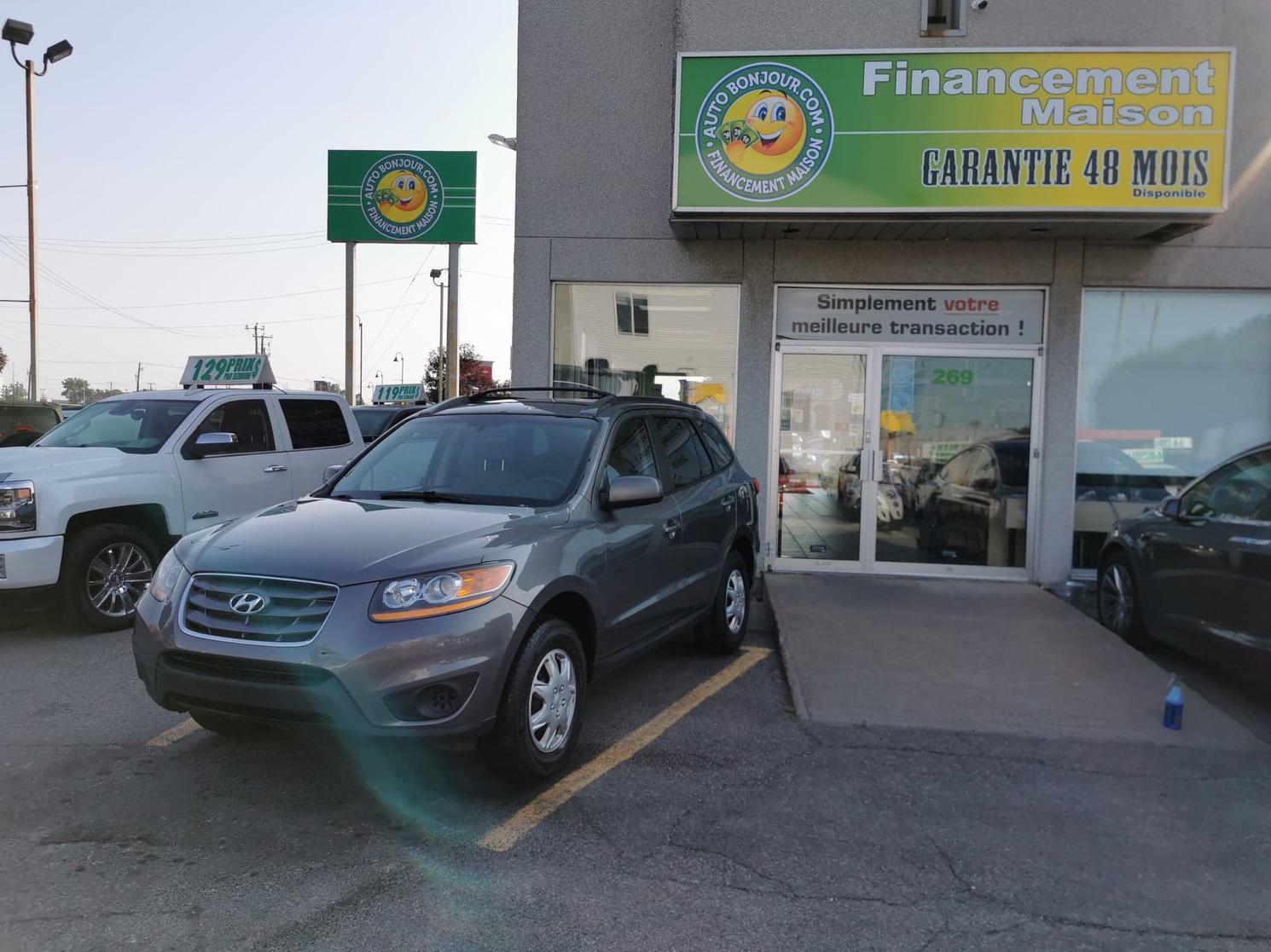 Hyundai Santa Fe 61$/SEMAINE 2010