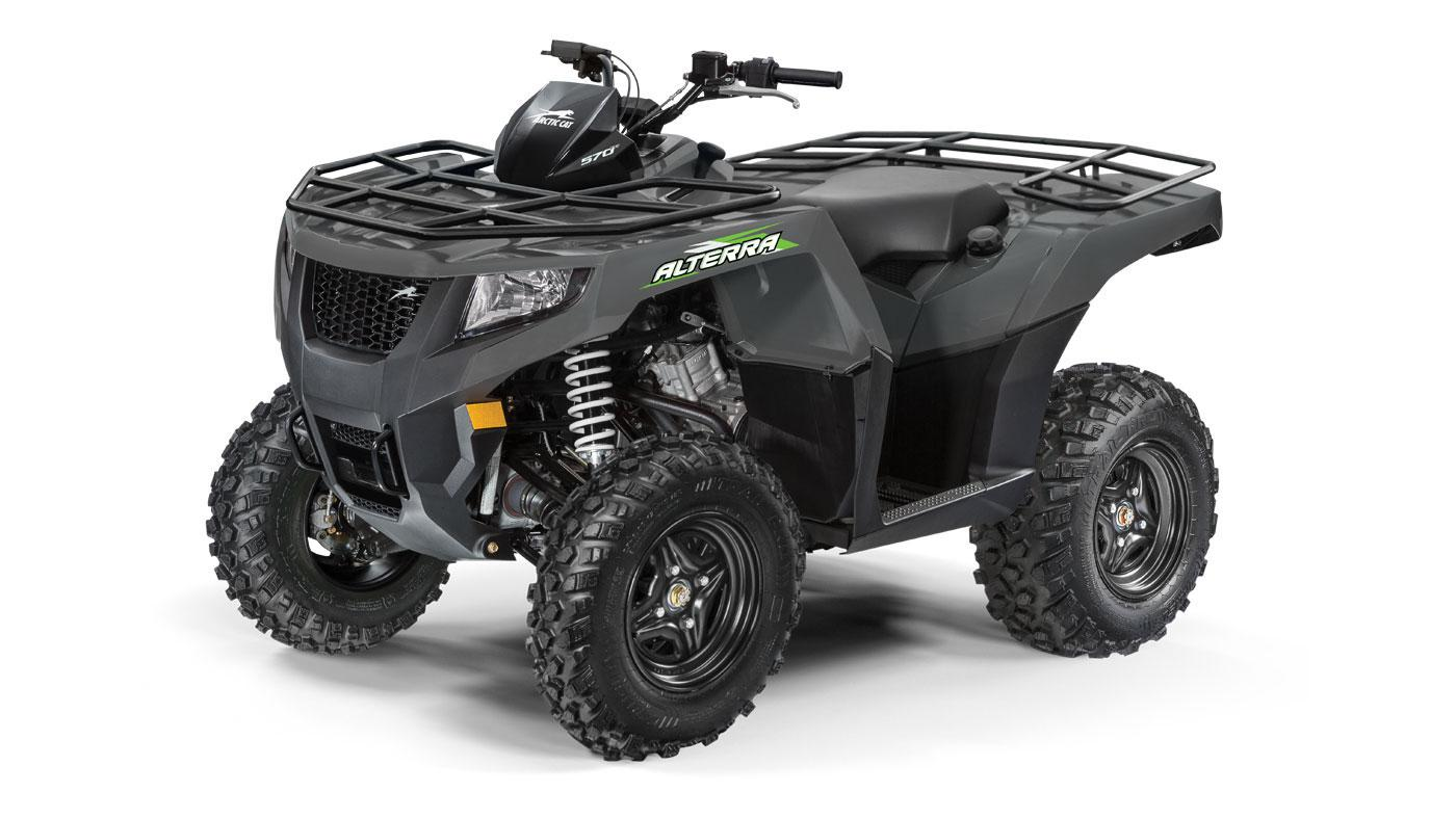 2021 Arctic Cat Alterra 570 EPS Frais inclus+Taxes