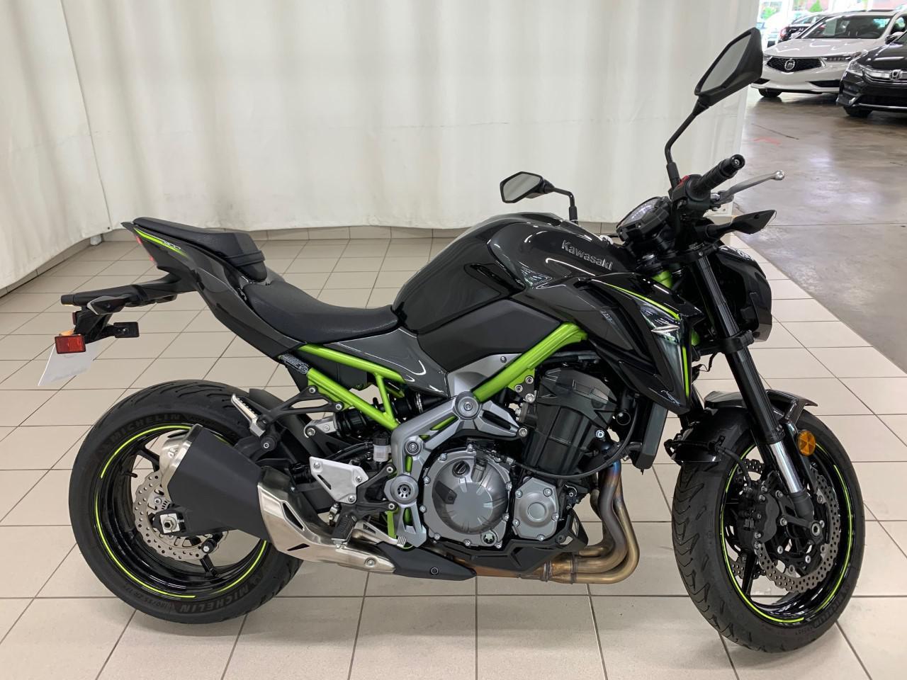 Kawasaki Z900 ABS 2017