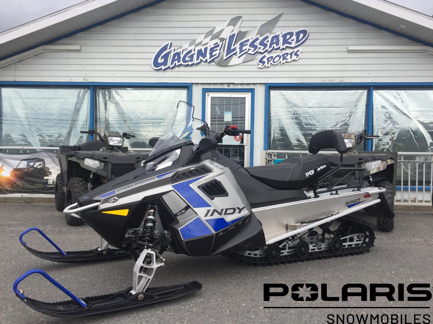2021 Polaris 550 INDY LXT ES NRTH ED
