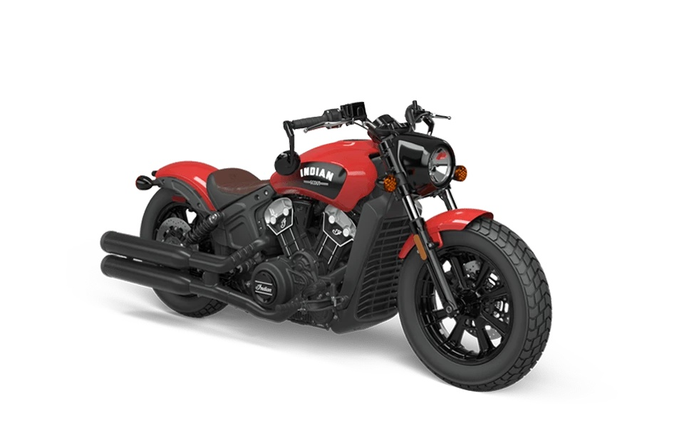 2021 Indian Motorcycles Scout Bobber ABS Icon