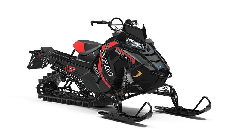 2021 Polaris 600 PRO RMK 155