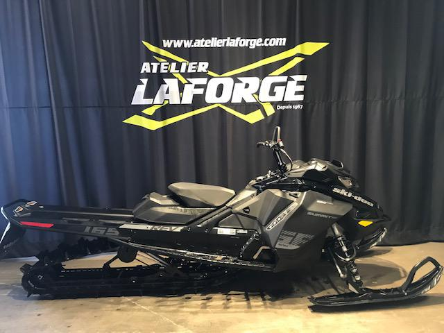 2020 Ski-doo Summit 850 sp 165, 2.5 e.s