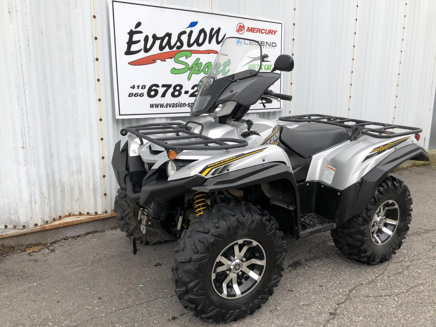 210058A Yamaha Grizzly 700 SE DAE 2017