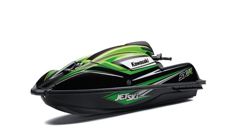 2021 Kawasaki Jet Ski Ultra SX-R