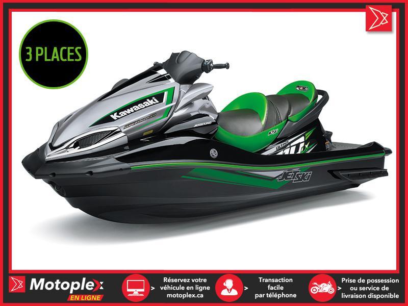 KWJS07 Kawasaki MOTOMARINE JET SKI ULTRA 310LX (3 PLACES) 2021