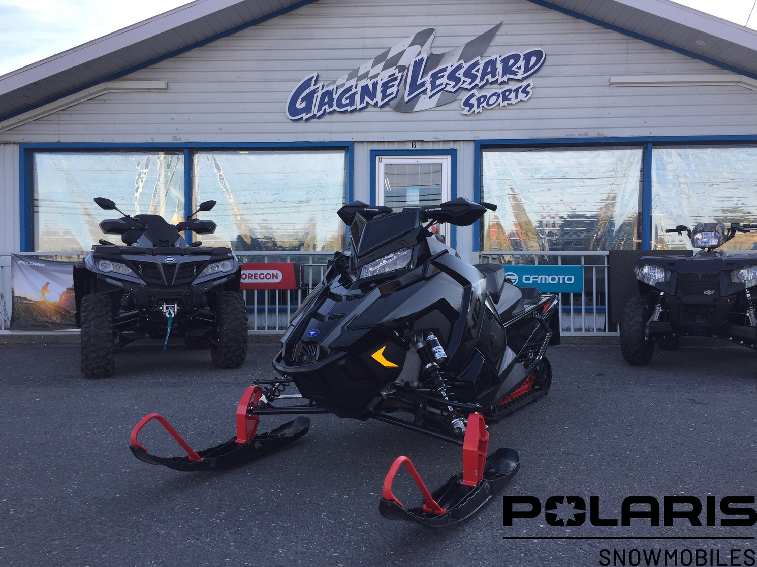 2019 Polaris 800 INDY XC 129